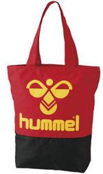 hummelトートバッグ
